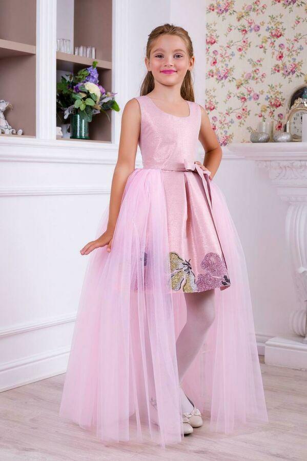 2ae9f8cccf0 Платье детское выпускное нарядное два в одном 1067-1066  1 300 грн ...