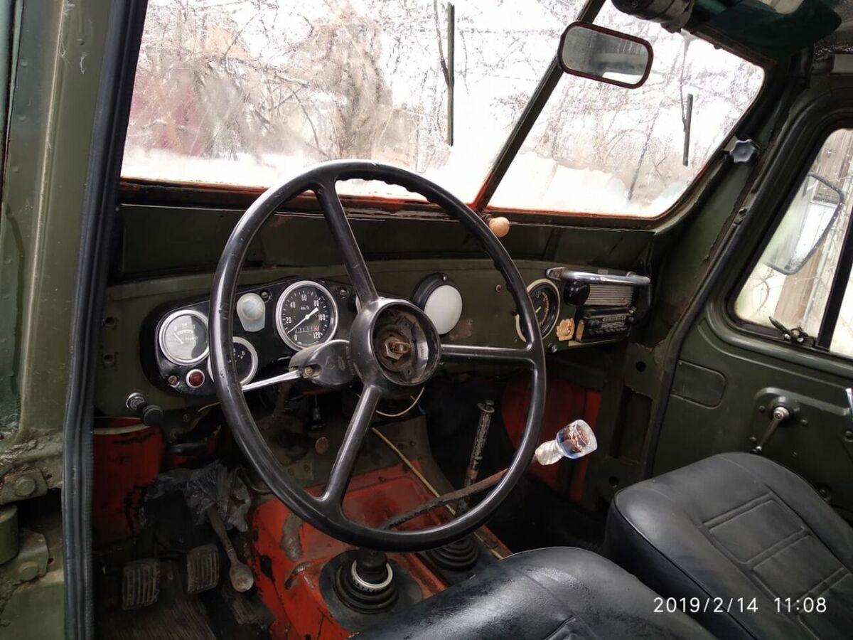 Продам ГАЗ 69 1968 года выпуска на военных мостах