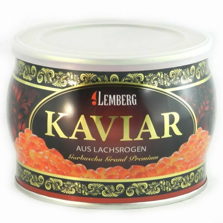 Икра Lemberg Kaviar Premium 500г