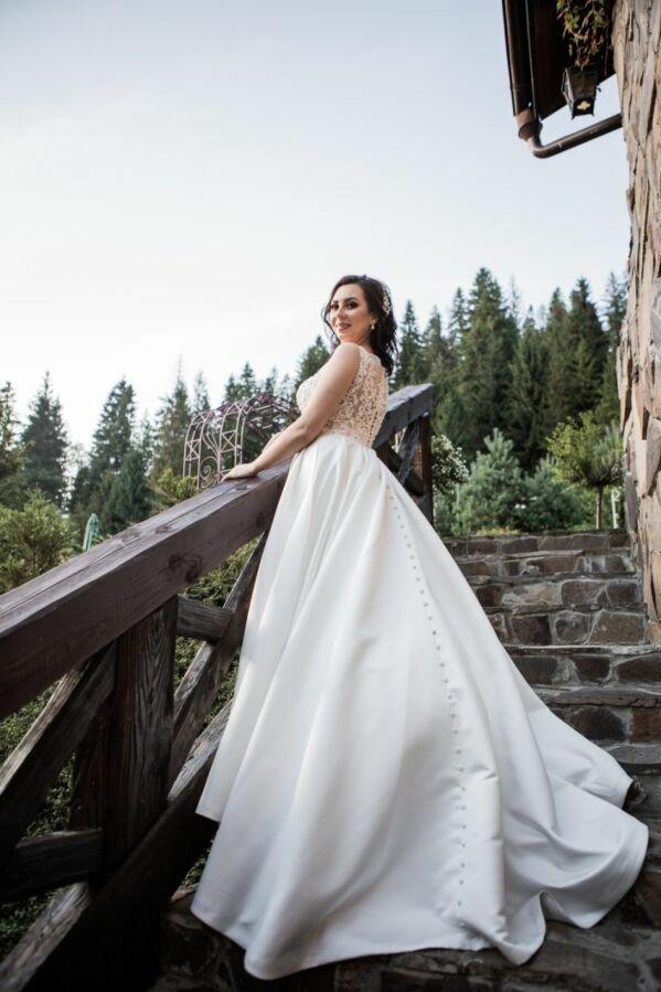 3aeb5a4d6771b2 Весільна сукня: 10 000 грн. - Весільні сукні Стрий - оголошення на ...