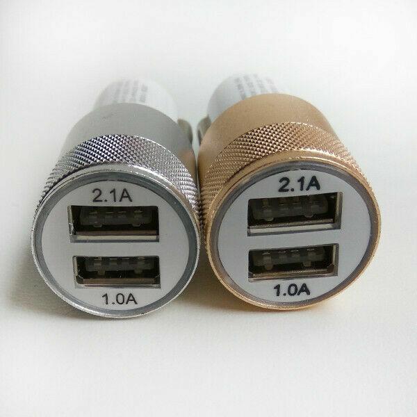 Автомобільне зарядне USB