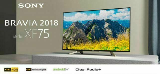 Телевізор Sony Kd- 55xf7596; 65xf7596; 55xf8096