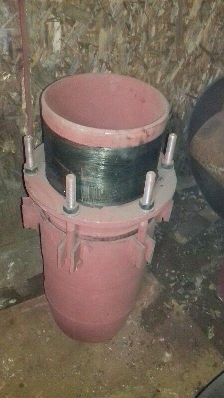 Компенсаторы трубопроводов сальниковые