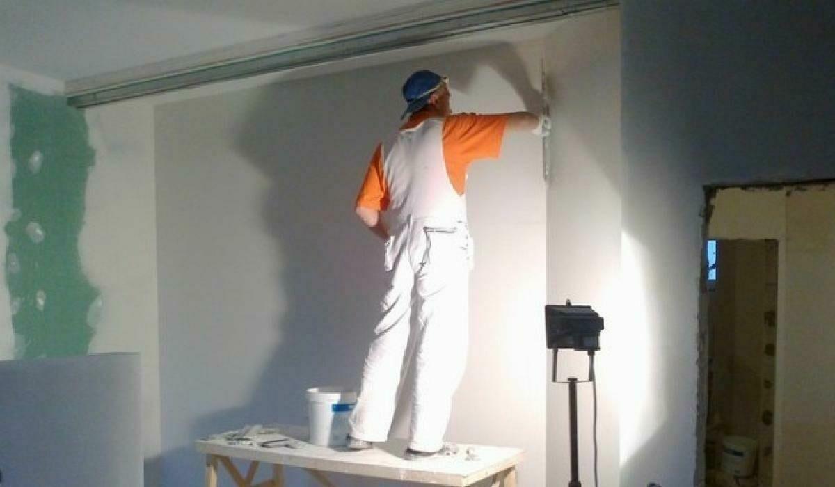 Внутренние ремонтно-отделочные работы, качественно и быстро