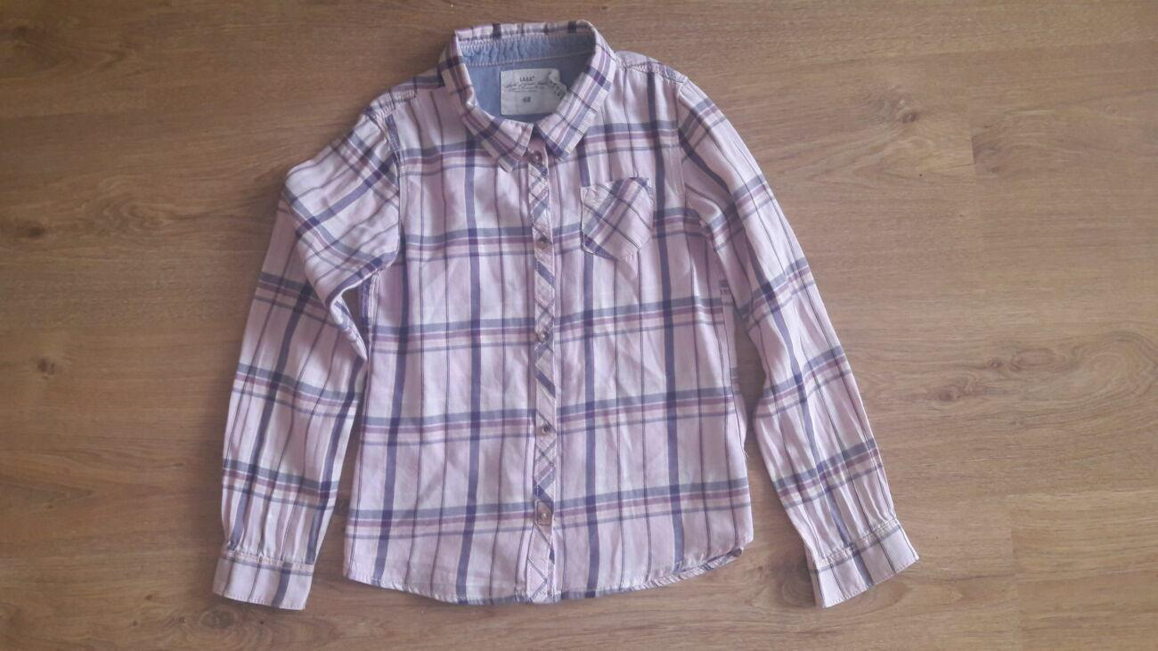Рубашка H&M для девочки
