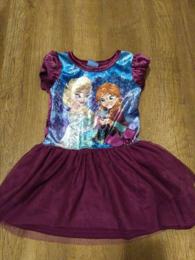 Плаття Disney на 2 роки