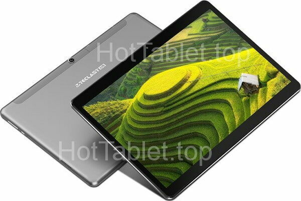 """Teclast M20 10.1""""/ 2560×1600/2.3GHz/4/64GB/GPS/4G/Android 8.0"""