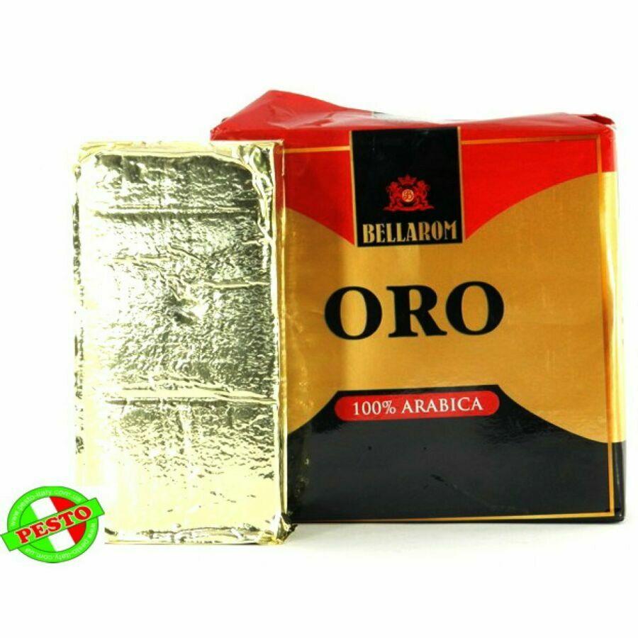 Кофе BELLAROM Oro 100% arabica 250г
