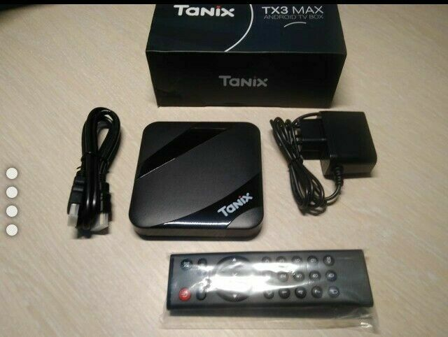 TV box TANIX TX3 MAX