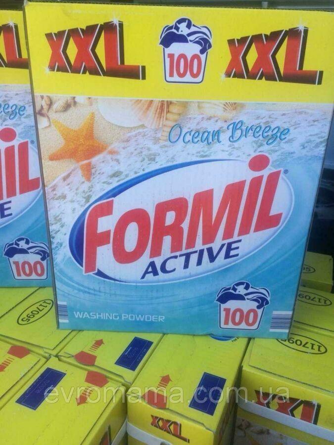 Formil Active (6.5 кг 100 прань)