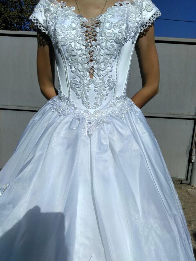 5dd47c3e711 Продам свадебное  на выпускной платье  500 грн. - Свадебные платья ...