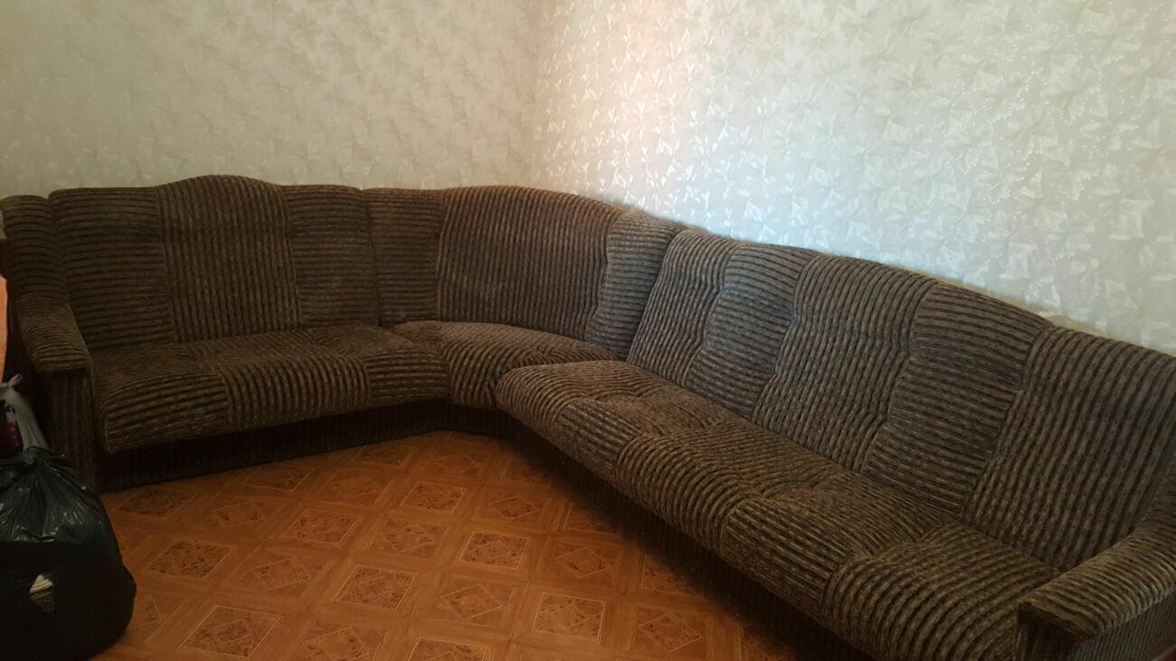 Продам б.у. угловой раскладной диван
