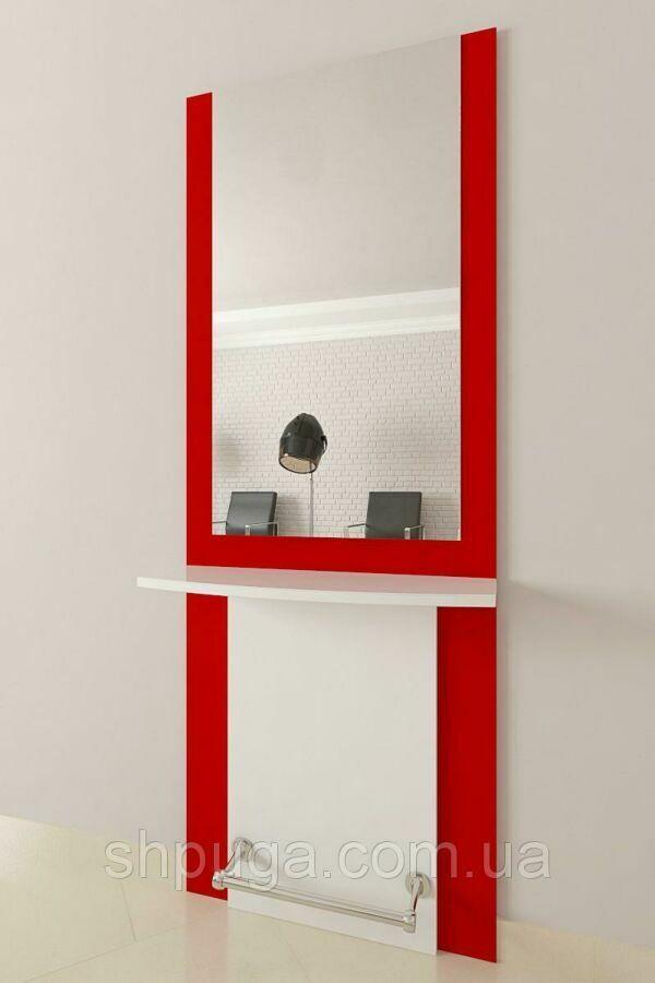 Рабочее место парикмахера,визажиста,салонов красоты,зеркало.