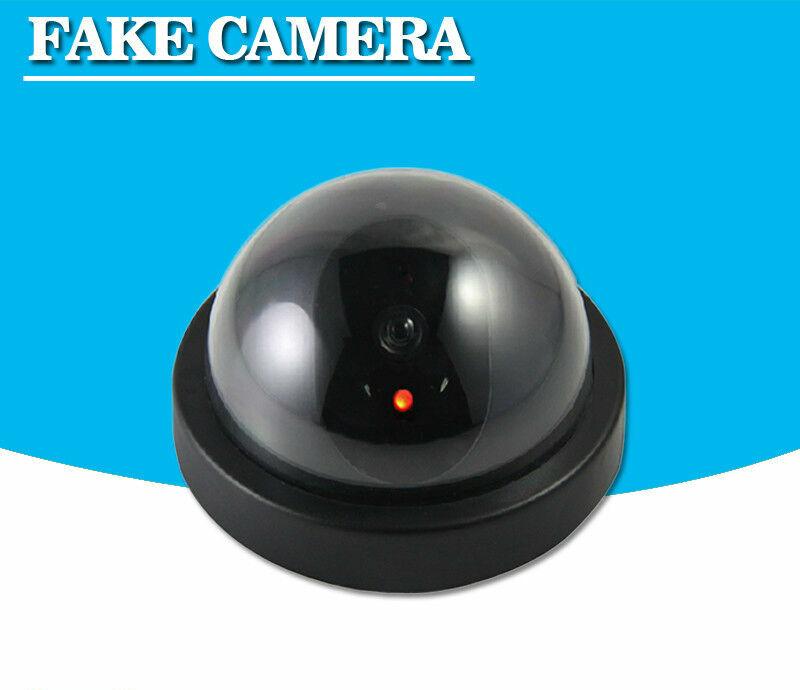 Фейковая камера видеонаблюдения (муляж, обманка)