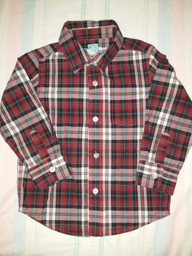 Рубашка детская babyGap размер 100