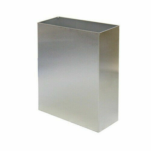 M 125S Корзина металлическая 25л полированная нержавеющая сталь
