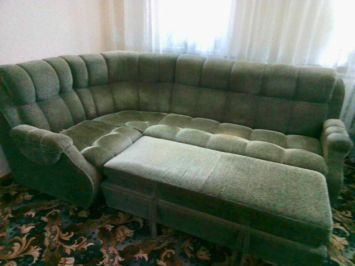 Мягкий уголок и кресло-кровать
