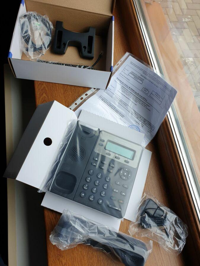 IP телефон новый