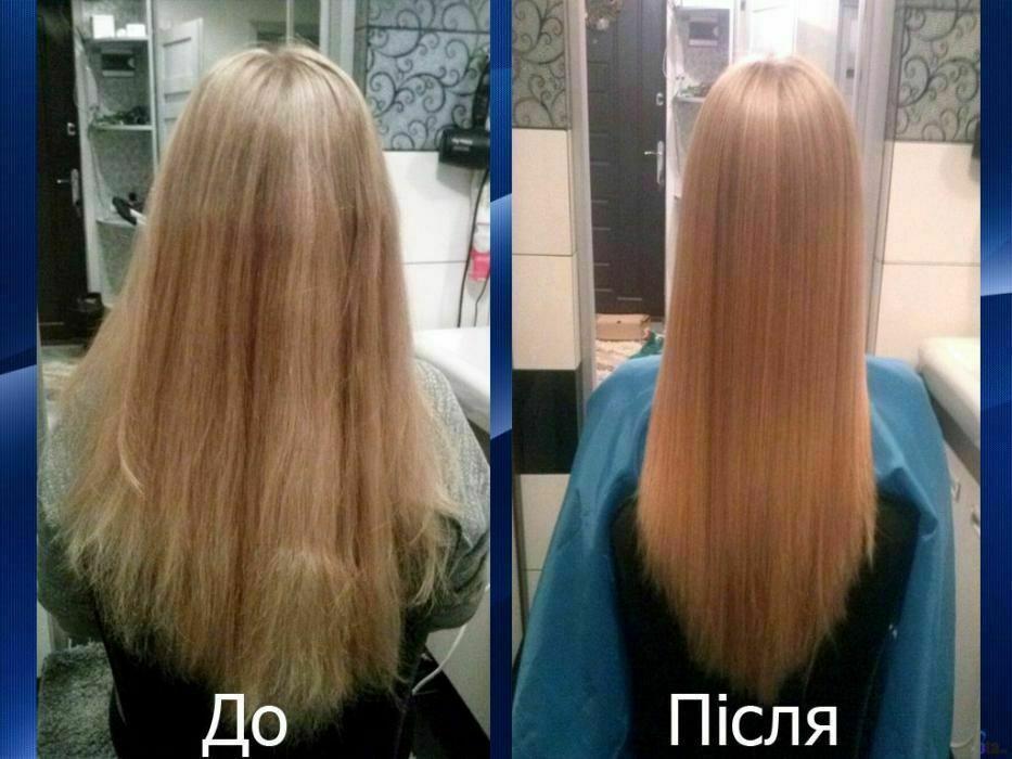 Якісне кератинування,нанопластика та ботокс волосся за доступною ціною