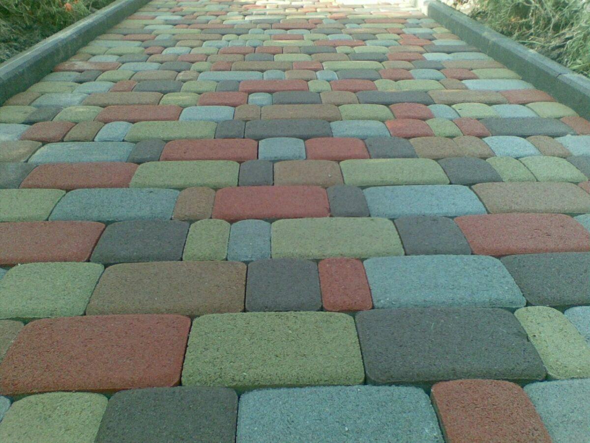 Тротуарная Плитка 4,5-8 см.Бордюры,Отливы...
