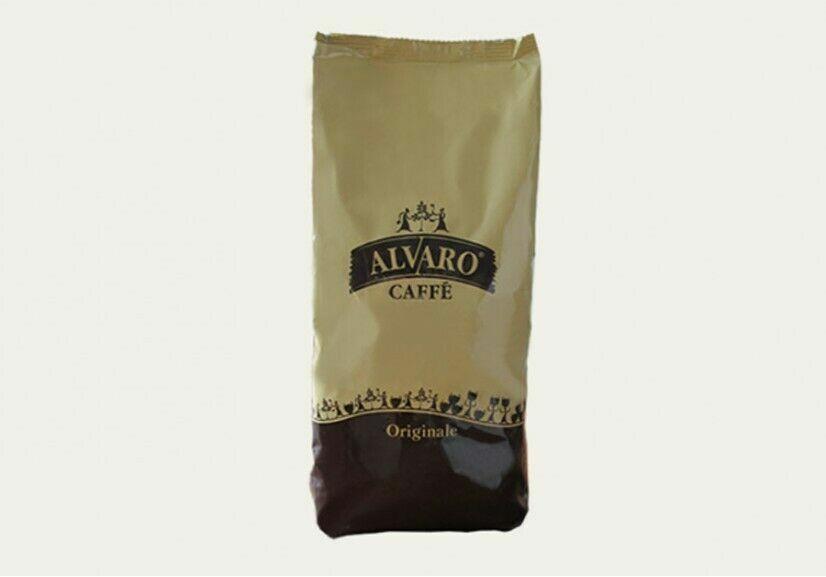 Кофе в зернах Alvaro Originale, 1кг