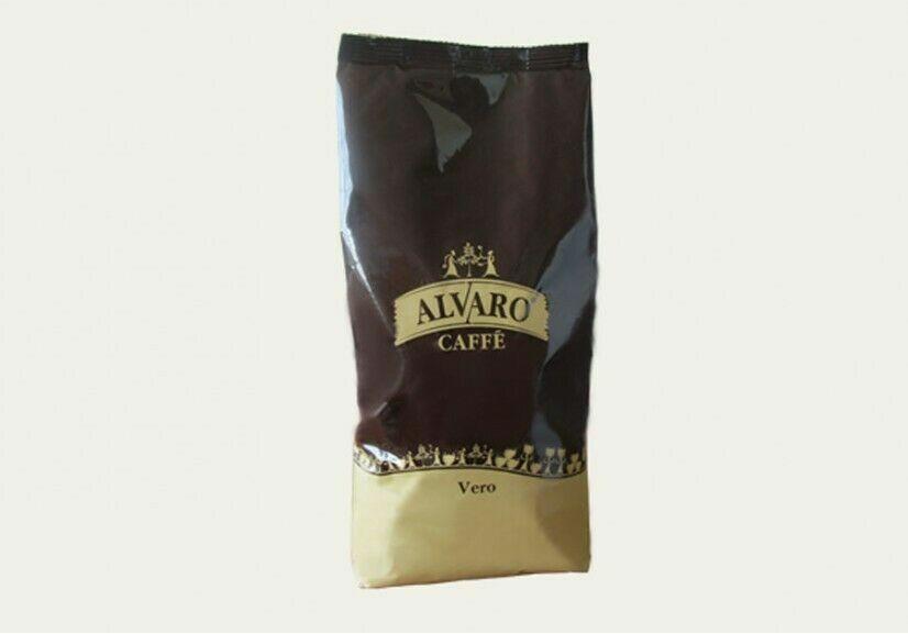 Кофе в зернах Alvaro Vero, 1кг