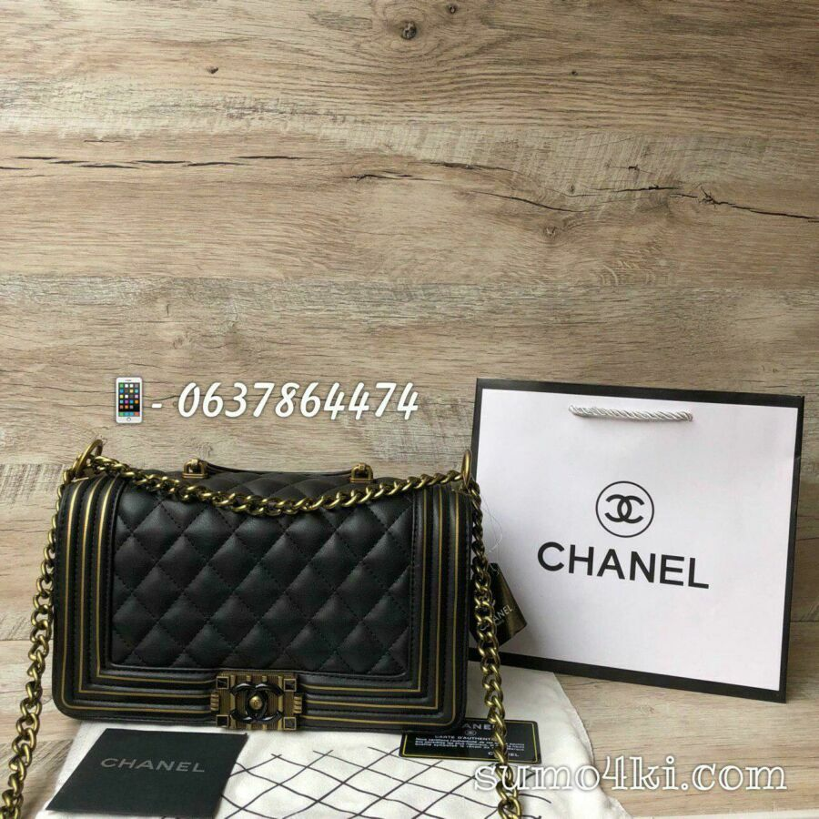 897ea1ce6292 Женская сумка клатч Chanel boy: 40 $ - Сумки Одесса - объявления на ...