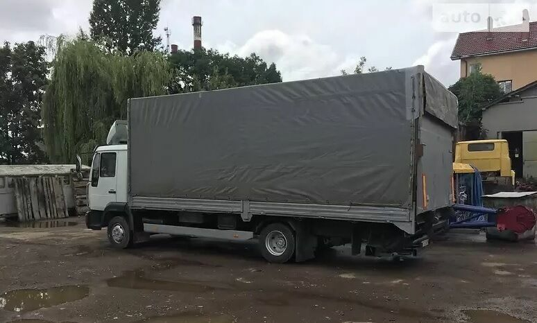 Грузоперевозки тент Харьков и Украина до 6 тонн