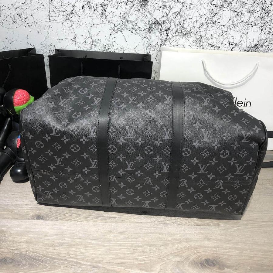 235227e967b0 Дорожная сумка Softsided Luggage Louis Vuitton Keepall 55 Monogram Ecl