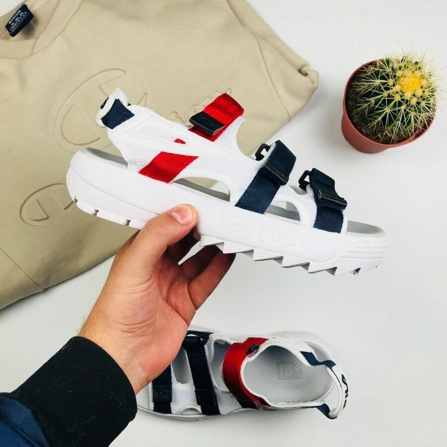 "Женские Fila Disruptor Sandals ""White"""