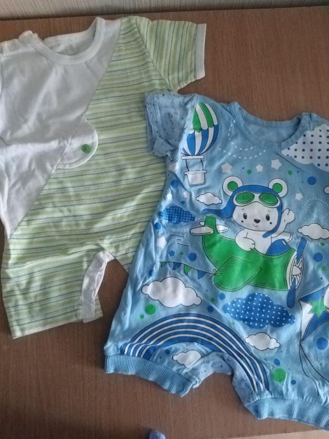 9133c8beca613c Одяг від 0 до 3 місяців( чоловічки та бодіки)