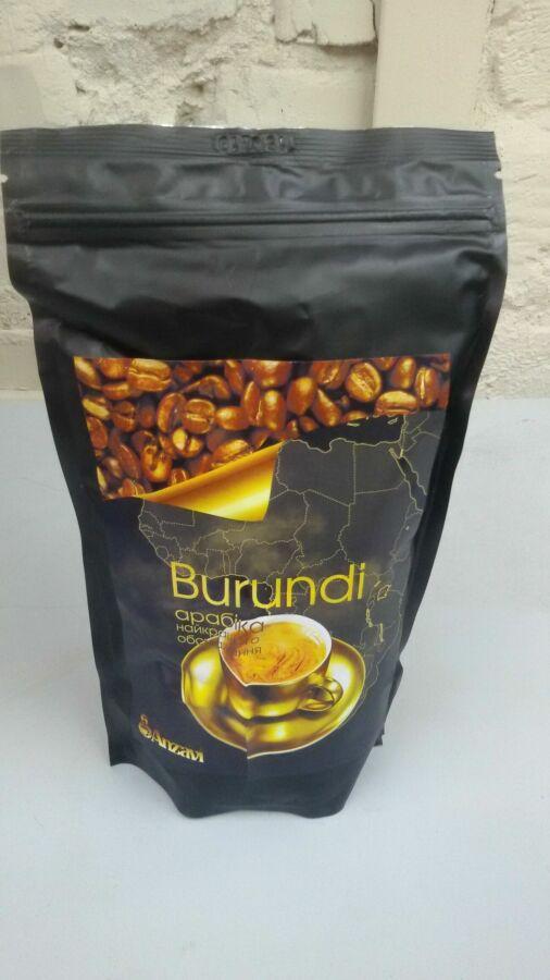 Кофе в зернах Anzavi Burundi, 250 г