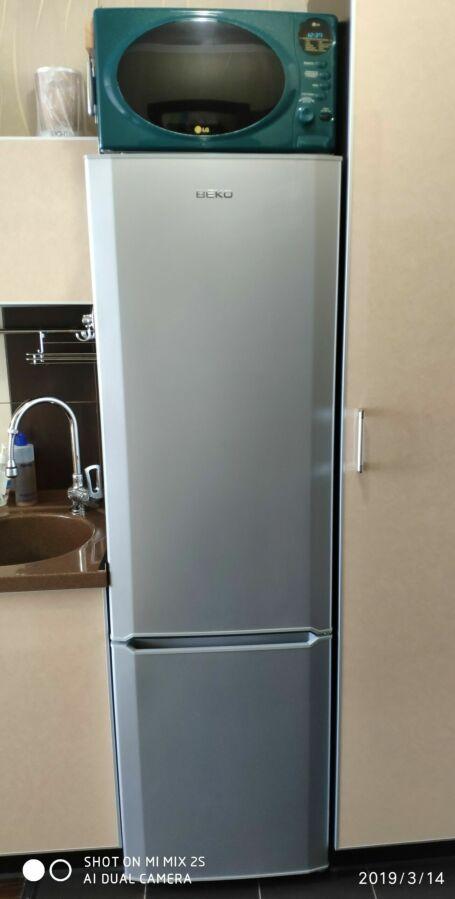 Продам холодильник двухкамерный BEKO CS 331020 S