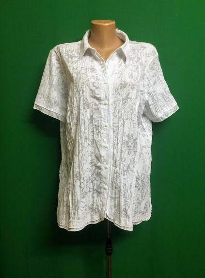 Белая Блуза Malva