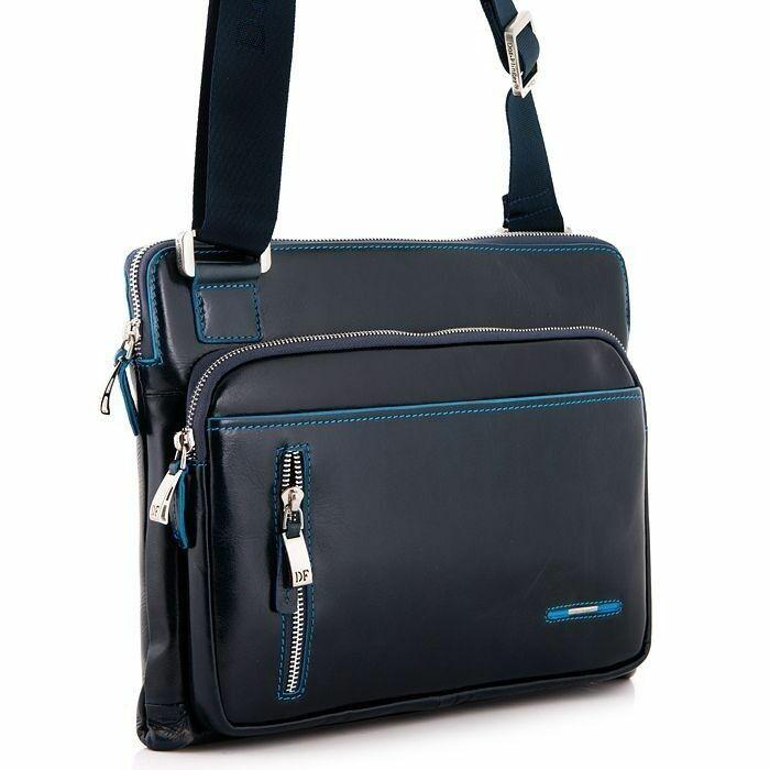Кожанная сумка-планшет DOR.FLINGER