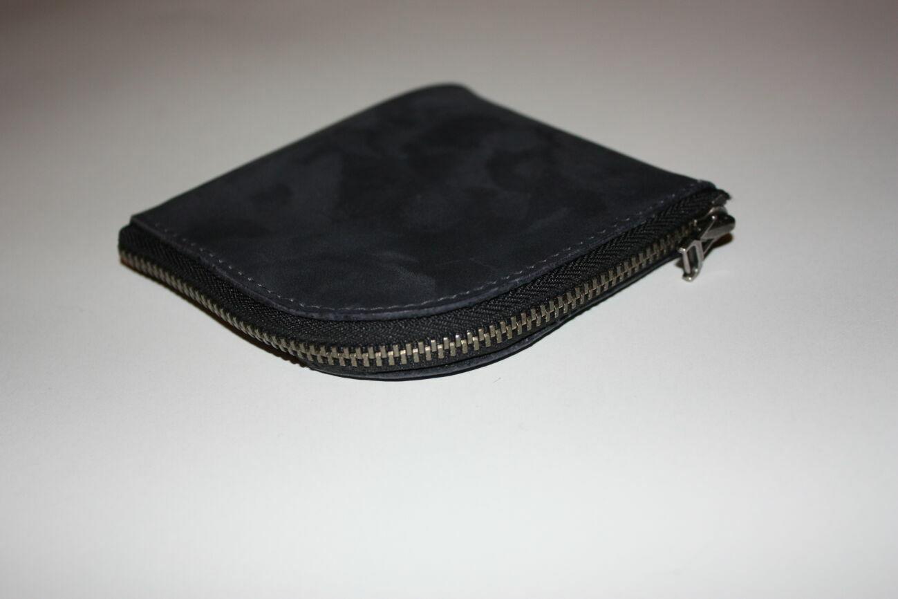 70864410233e Уникальный мужской кожаный кошелек портмоне ручная работа Dumois Boris