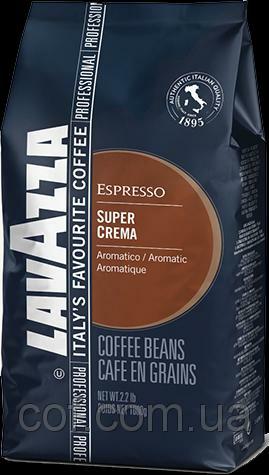 Кофе Lavazza Супер крема 1кг(Лаваца Лаваза Лавацца)