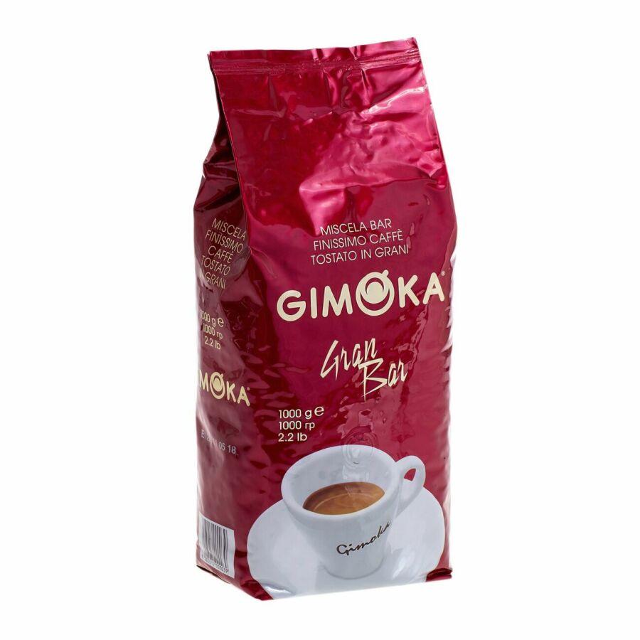Кофе в зернах Gimoka Gran Bar Вишнёвый