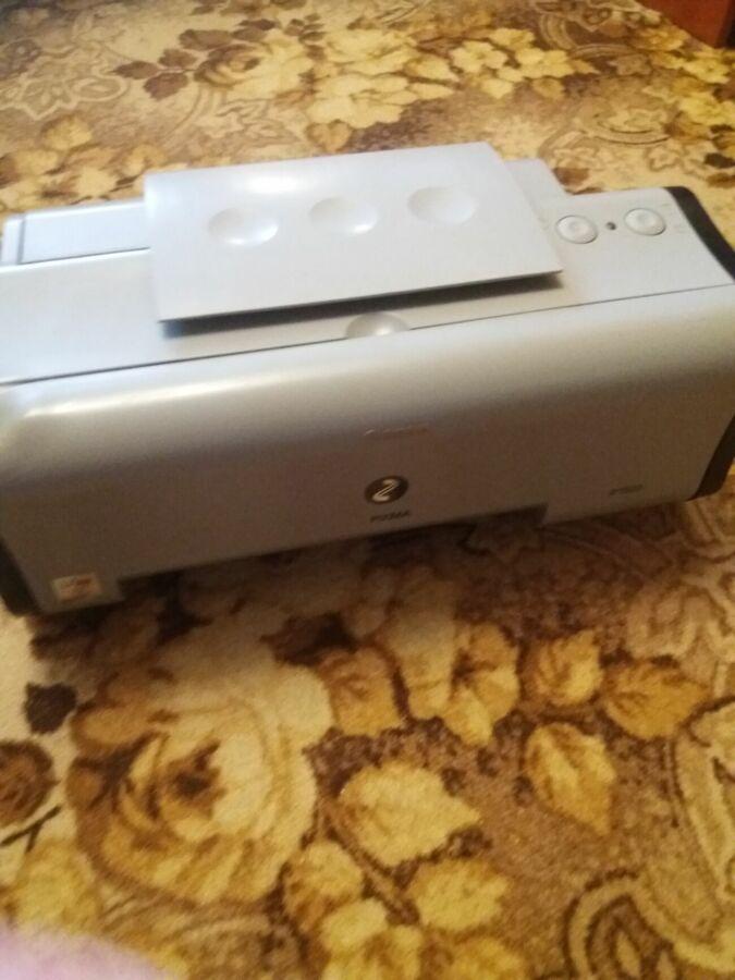 Продам принтер Canon IP1000 на запчасти