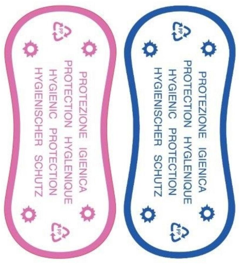 08a7487ec6745 Гигиенические наклейки стикеры для нижнего белья и купальников: 2 ...