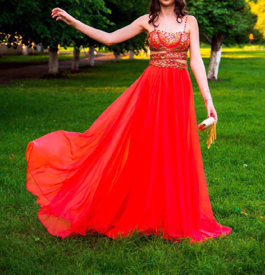 Выпускное вечернее платье Sherry Hill шерри хилл