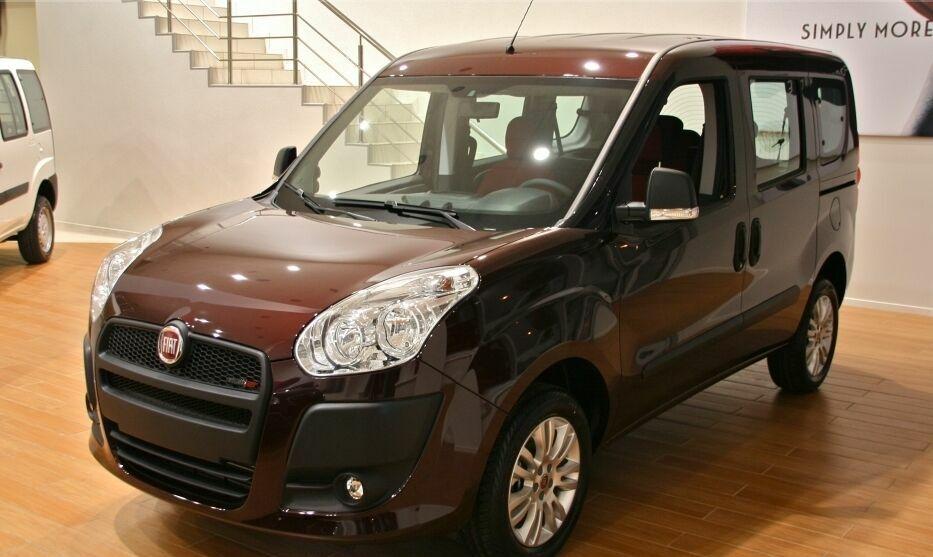 Fiat Doblo 1.4 MT Active Corto