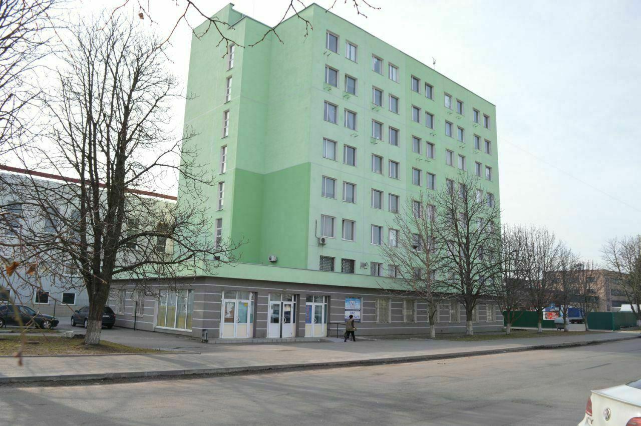 Будівля вільного призначення 8 поверхів