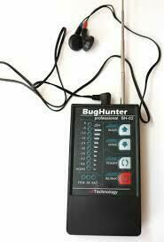 Детектор жучков и камер Bughunter Professional Bh-02 Rapid