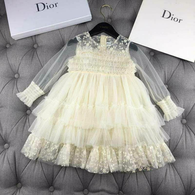 Платье для девочек Dior 100-150