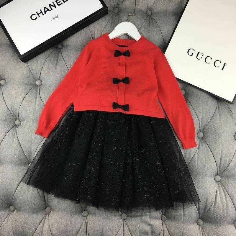 Двойка для девочек Chanel 100-150