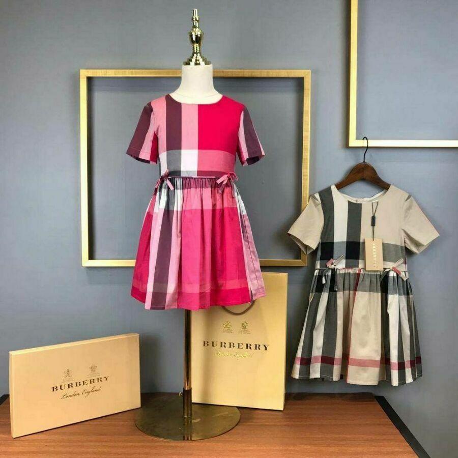 Платье для девочек Burberry 110-150