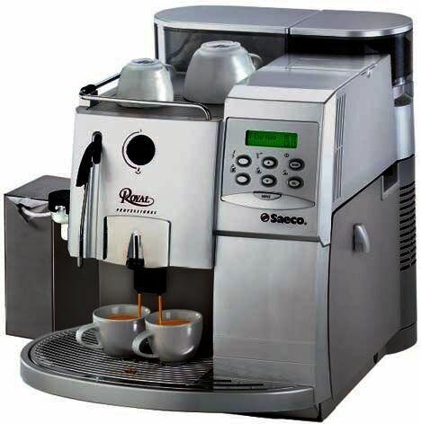 Ремонт кофемашин и кофеварок Saeco, Delonghi .