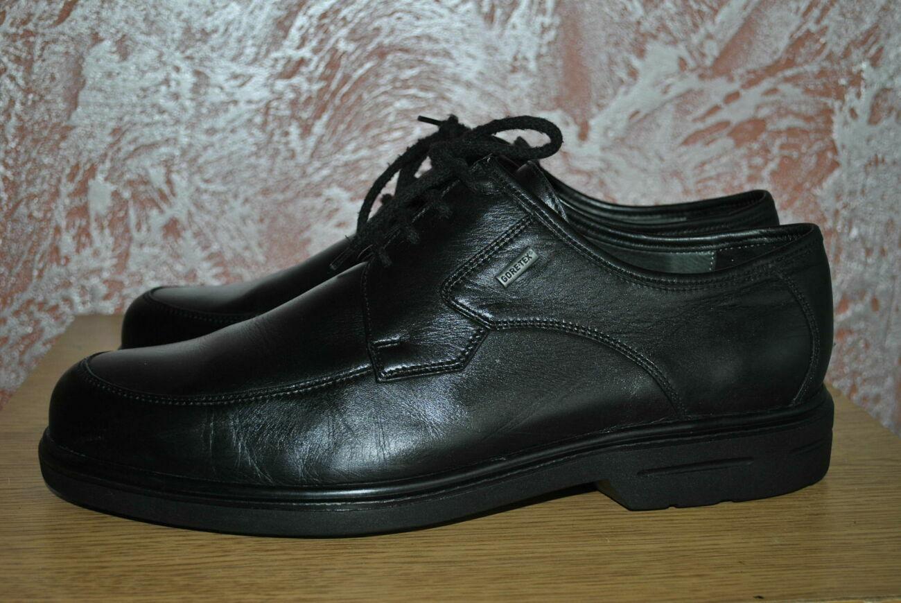 Лот №0884 Черные мужские туфли Sioux (размер 45)
