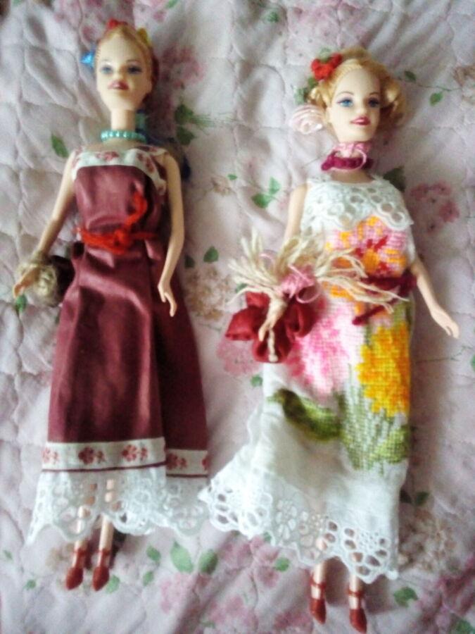 Куклы; в национальных костюмах